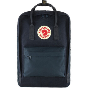 """Fjällräven Kånken Re-Wool Laptop Backpack 15"""" night sky"""